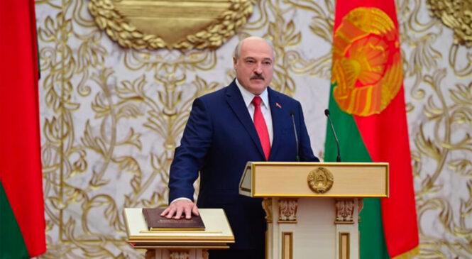 Таємна інтавгурація: Лукашенко вступив на посаду президента Білорусі