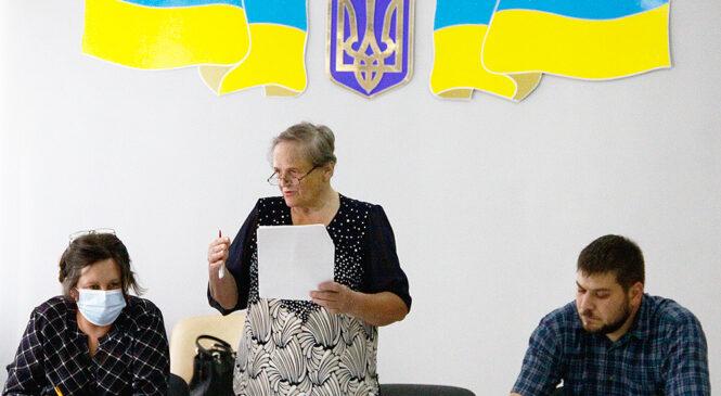 Відбулося перше засідання територіальної виборчої комісії Глибоцької ОТГ