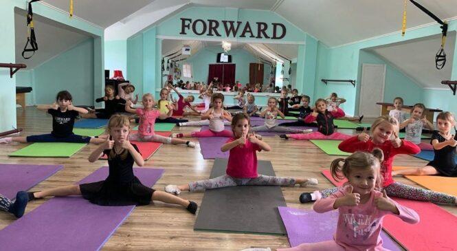 """Новий спортивний зал  """"FORWARD"""" відкриває свої двері для дітей у центрі селища Глибока"""