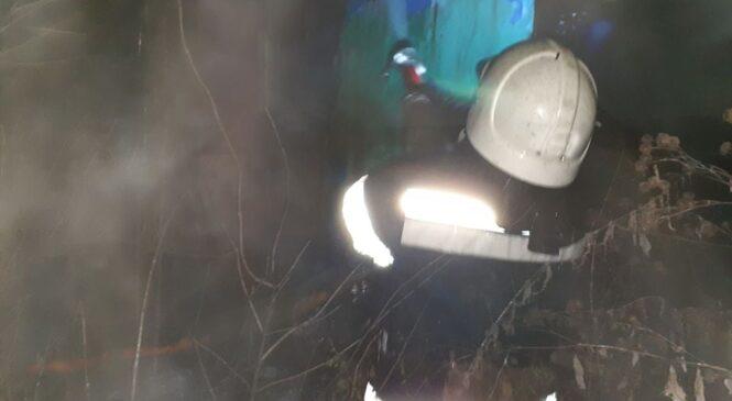 У селі Станівці Глибоцького району виникла пожежа в житловому будинку