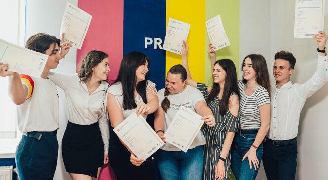 Освітньо-мовний центр «Pride»:  міжнародні сертифікати та високі бали ЗНО