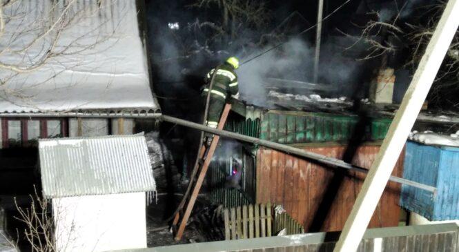 У селі Йорданешти під час пожежі загинула людина