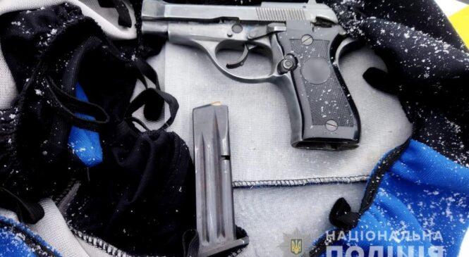 Поліція Глибоччини вилучила у буковинця нелегальну зброю та боєприпаси