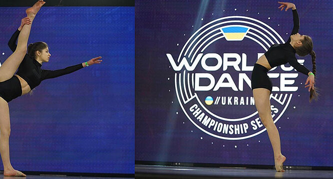 Глибоцька школа танцю FORWARD взяла участь у відбірковому  фестивалі  «World of dance Ukraine»