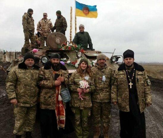Військові священники – капелани у Чернівецькій області визнаватимуться бійцями- добровольцями