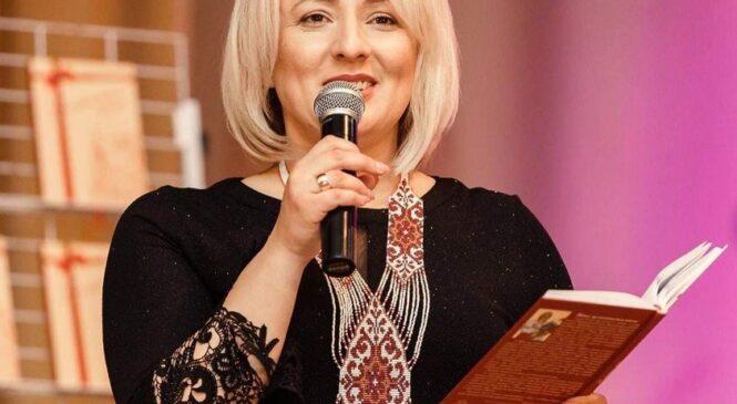 Олена Рєпіна- Лауреат Регіонального Рейтингу ТОП-100 Успішних Жінок Буковини