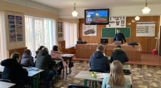 ТОВ « Букавтошкола» свої класи відкрили у селі Йорданешти