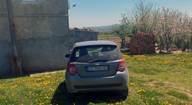 Жителька села Годинівка  повідомила про те, що невідома особа незаконно заволоділа її автомобілем «Chevrolet»