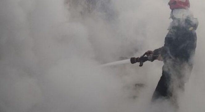 Уночі 1 червня у селі Остриця Острицької ТГ Чернівецького району сталася  пожежа в житловому будинку