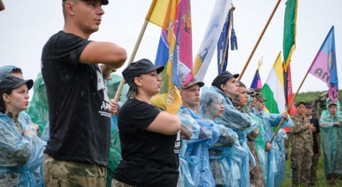 Буковина приймає учасників Всеукраїнська військово-патріотична Гра «ДЖУРА»