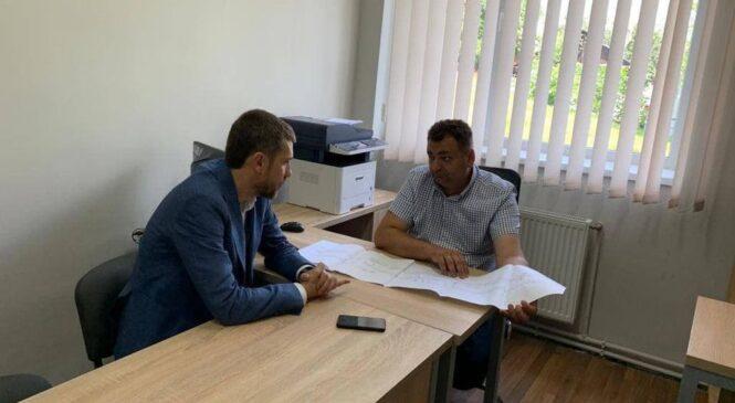 Голова Чернівецької обласної ради Олексій Бойко з робочим візитом відвідав Волоківську територіальну громаду