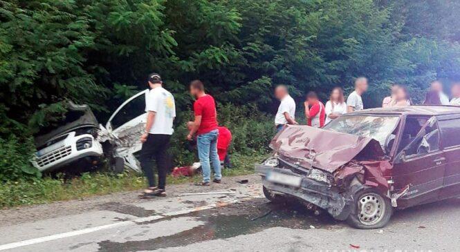 За минулу добу на Буковині поліцейські задокументували дві ДТП з потерпілими