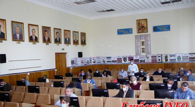 Відбулася чергова 11-та сесія VIII скликання Глибоцької селищної ради територіальної громадиа сесія (ФОТО; ВІДЕО)