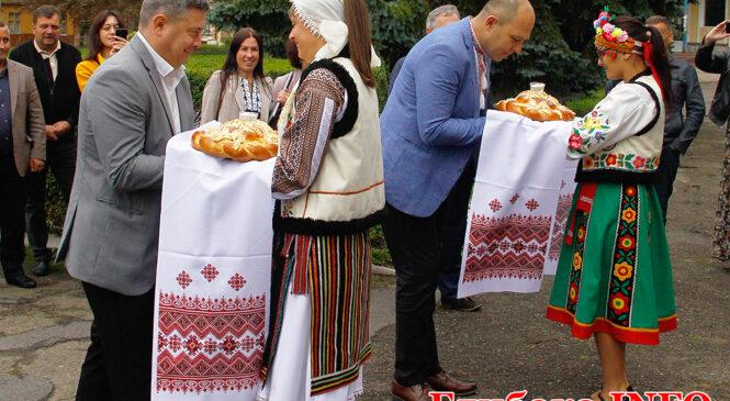 Представники Новоукраїнської громади з Кіровоградщини на Буковині (ФОТО)