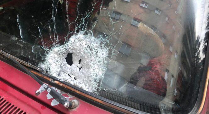 За замах на вбивство поліцейські затримали чоловіка, причетного до стрілянини у Чернівцях