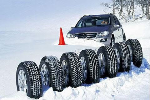 """Готуємося до зими: коли  варто """"перевзути"""" свої автомобілі на зимову шину!"""